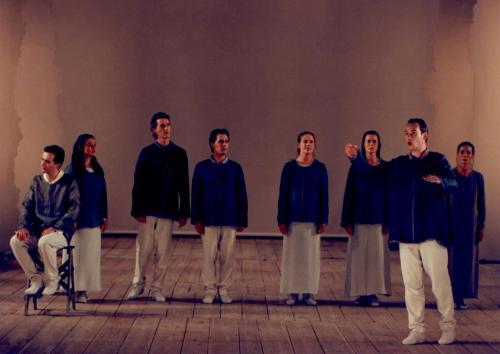 CUS in Euridice 1997