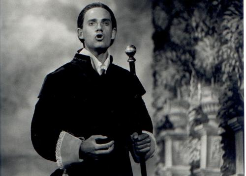 CUS as Tullio 1989